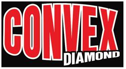 convex diamond Vinyl