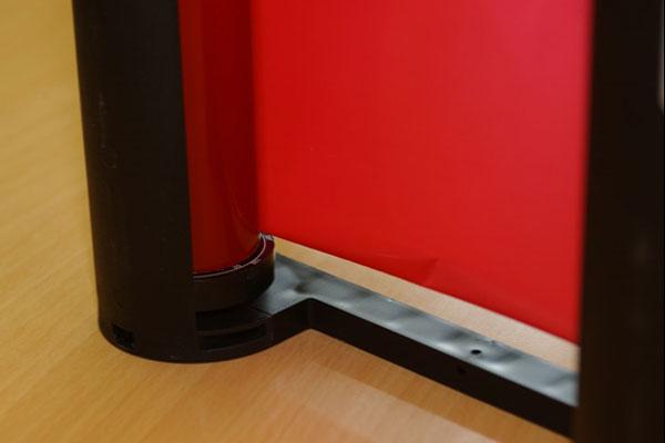 Duracoat thermal printing ribbons, in 30 vibrant colors