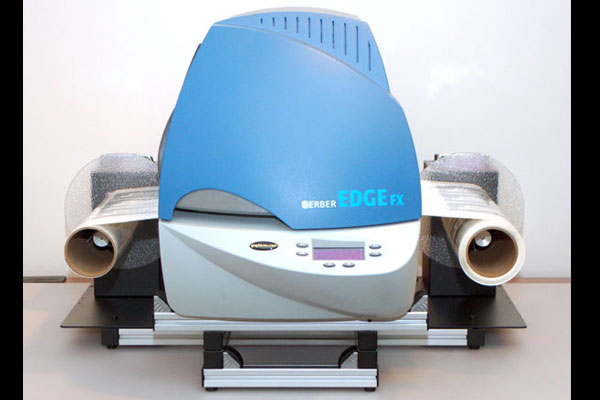 Rewinders are recommended for every Gerber printing system