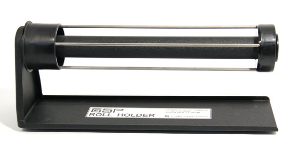 Roll Holder For Sign Decal Media Keeps Work Neat And Clean